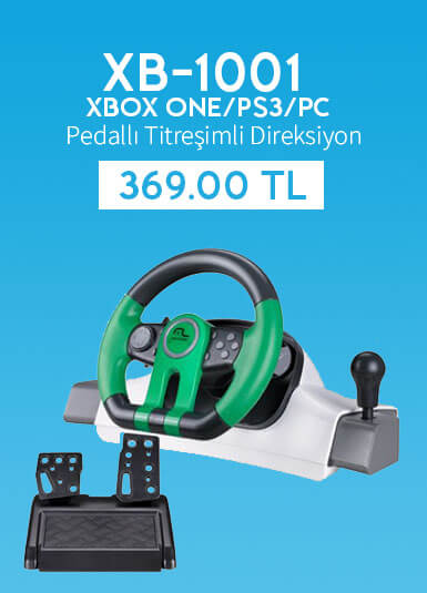 XB-1001 XBOX ONE/PS3/PC