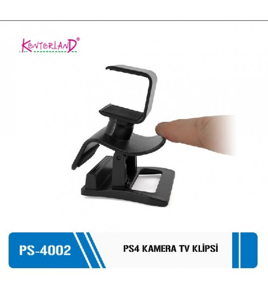 PS-4002 PS4 Kamera TV Klipsi